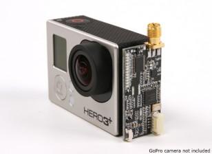Transmetteur FPV Turnigy Lumière L250 5.8GHz 250mW pour GoPro 3/3, plus