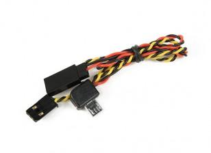Turnigy action Cam A Câble / V et le câble électrique Pour FPV