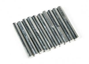 Rentrez Pins pour principal engrenage 4mm (10 pcs par sac)