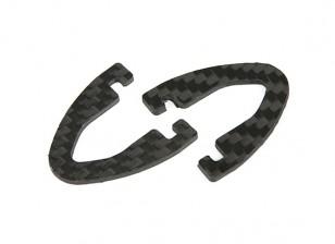 Diatone Lame 250 - Remplacement Carbon Fiber Landing Gear (2pc)