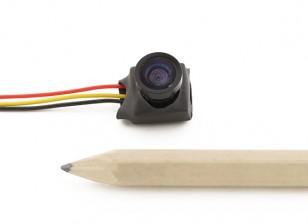 Mini CMOS FPV Caméra 1/4 HD ligne de capteur 600