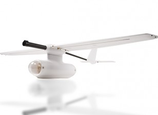 Zeta Sky Observer FPV avion en fibre de carbone / EPO 2000mm White (Kit)