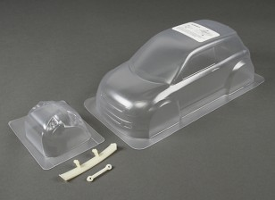 01:10 Super 1600 Swift Effacer Body Shell (pour châssis M)