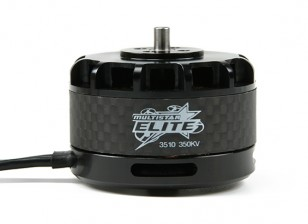 Multistar Elite 3510-350kv Case Carbon Multi-Rotor Moteur