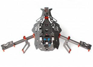 Mosquito Y400 400mm 3-Axis Cadre fibre tricopter (Y6 CONFIG)