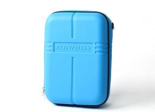 Transmetteur Turnigy Case w / FPV Goggle Storage - Bleu