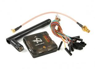 OpenPilot Révolution CC3D (Revo) 32bit F4 Based Flight Controller w / 433Mhz Oplink intégré