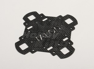 Turnigy Talon en fibre de carbone principal Cadre plaque supérieure (1pc / sac)