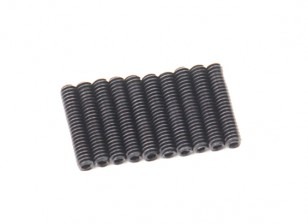Métal Grub vis M2x10-10pcs / set