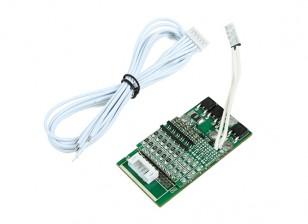 Protection de batterie Circuit Module 6S (Li-ion / LiPoly) Charge 4A / 10A Décharge