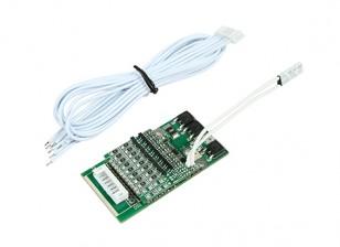 Protection de batterie Circuit Module 8S (Li-ion / LiPoly) Charge 4A / 10A Décharge
