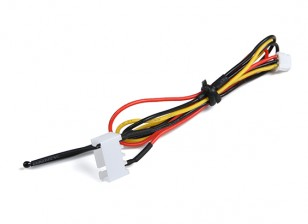 3Cell Flight Pack tension et capteur de température pour le système OrangeRx Télémétrie.