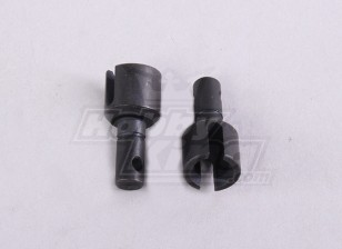 Central. Diff Shaft (2Pc / Sac) - A2016T