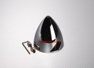 Aluminium Prop Spinner 89mm / diamètre 3.5inch