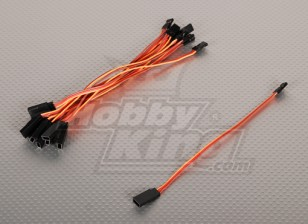 15cm Servo Extention Lead (JR) 26AWG (10pcs / bag)