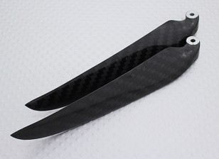 Pliage 11x6 Carbon Fiber Hélice Noir (CCW) (1pc)