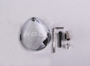 Aluminium Spinner 64mm / 2,5 pouces 3 lames