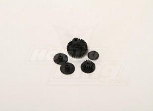 BMS-20708 Gears plastique pour BMS-136BB