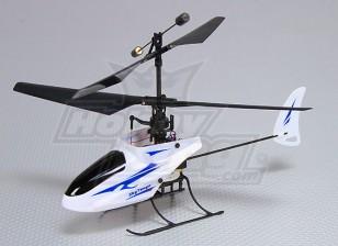 2.4Ghz Micro Coax hélicoptère 4 canaux (RTF - Dual Mode TX)