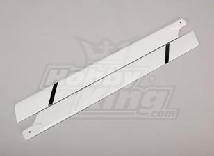 600mm en fibre de verre principal Lames