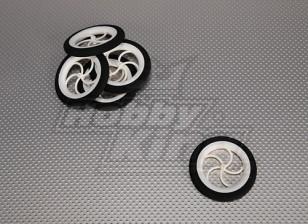 Super Wheel Lumière Mega 65mm (5pcs / bag)
