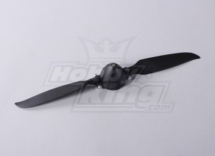 Folding Propeller W / Hub 45mm / 11x8 Shaft 4mm (1pc)