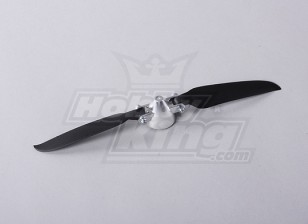 Folding Propeller W / Alloy Hub 35mm / 9x5 Shaft 3mm (1pc)