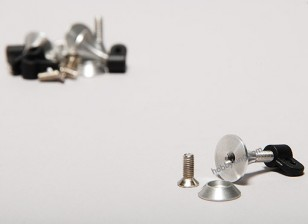 Extra fort contrôle Horns 2.8x15mm (5pcs)