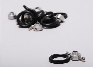 Prop Saver w / bande 4mm (10pcs)