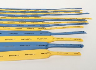 Turnigy 2mm Heat Shrink Tube jaune (1mtr)