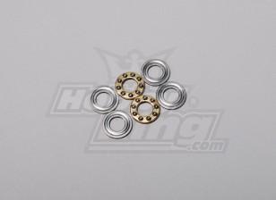 HK-500GT palier de butée 12 x 5 x 4mm (Aligner partie # H50004)