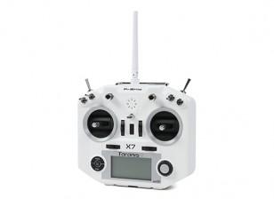 FrSky Taranis Q X7 Digital Telemetry Radio System 2.4GHz ACCST (White-no plugs) (Standard Version)