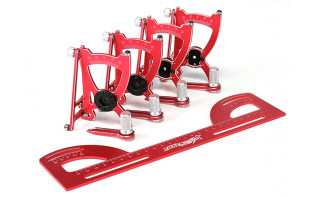 TrackStar 1/10 Scale Touring Car Set-up System