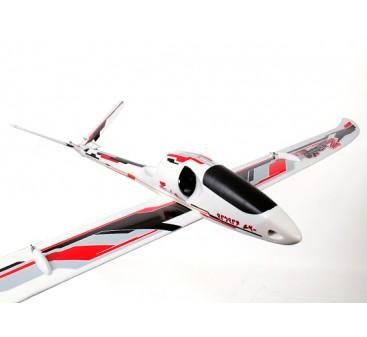 Durafly ™ Zephyr V-70 de haute performance 70mm EDF V-Tail Planeur 1533mm (PNF)