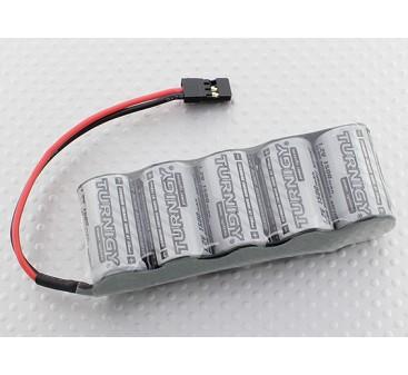 Turnigy Receiver Pack 2 / 3A 1500mAh 6.0V NiMH Series High Power