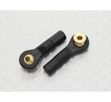 Stand-off billes Joints D4.8 × 2 × L24mm × 2 - 2pcs