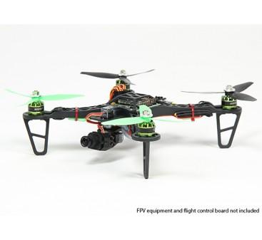 Kit HobbyKing Spec FPV250 V2 Quad Copter ARF Combo - Mini grande taille FPV Multi-Rotor (ARF)