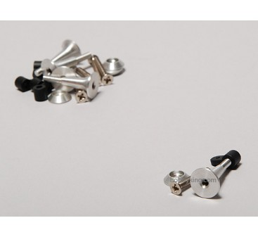 Extra fort contrôle Horns 2.8x24mm (5pcs)