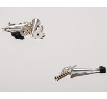 Extra fort contrôle Horns 2.8x34mm (5pcs)