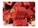 Nylon T-connecteurs mâles (10pcs / Sac)