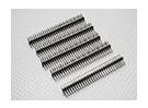 90 degrés Pin Header 2 Row 30pin 2,54 Emplacement (5PCS)