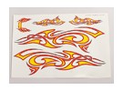 Fiche Decal Tribal Grand 445mmx300mm
