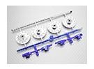Echelle Break-Disc Set - 1/10 HobbyKing Mission-D 4WD GTR Drift Car (4Set)