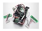 Entraîneur Port / RF Assemblée PCB - Turnigy 9XR Transmetteur