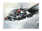 Kit Italeri 1/72 Echelle Heinkel He 111 H-6 Plastic Model