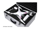 Mallette en aluminium pour DJI Phantom et Phantom 2 Quadcopter