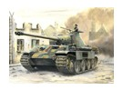 Italeri 1/56 Kit Echelle allemande Sd.Kfz.171 Panther Ausf.A Plastic Model