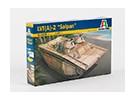 Italeri 1/35 Échelle LVT- (A) Kit 2 Saipan Plastic Model