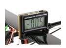 Jauge RotorStar Mini Digital Pitch pour les hélicoptères (Micro ~ 450 taille)