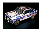 Rally Legends 1/10 Ford Escort RS1800 Body Shell Unpainted Car w / Stickers